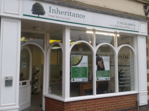 kettering inheritance office